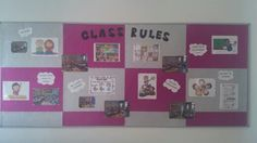 Class Rules / Primary School