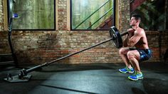 Power up your size and strength gains with this explosive full-body routine.