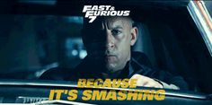 I'm going to see Fast & Furious 7 in cinemas & this is why… #Fast7
