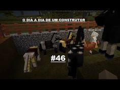 MINECRAFT O dia a dia de um construtor #46