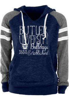 Product: Butler University Bulldogs Women's Hooded Sweatshirt
