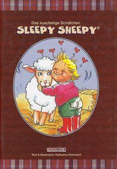 Das Kuschelige Schäfchen Sleepy Sheepy von Katharina Holmlund