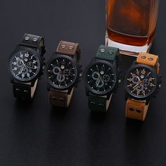 €38,00 List price  Discounted price €19,00  Free shipping Trendy Watches, Mens Sport Watches, Watches For Men, Luxury Packaging, Luxury Branding, Army Watches, Waterproof Watch, Classic Man, Aliexpress
