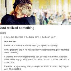 Platonic, or not, they were soul mates.