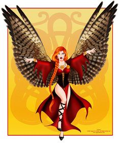 Freya, Norse Goddess of Love & Beauty