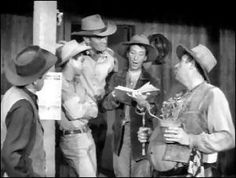 The Rifleman - Which Way'd They Go? Leo Gordon, Chuck Connors, Johnny Crawford, James Dean Photos, The Rifleman, Johnny Was, I Fall In Love, Love Him