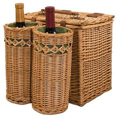 Vino Picnic Basket Set.