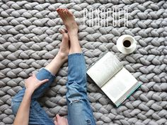 KNITTED RUG, chunky knit rug, chunky yarn rug, knitted carpet,knit rugs,big crochet rug,crochet rug,giant wool rug,merino knit rug,big knits