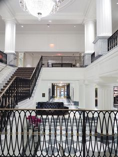 Checking In: The InterContinental New York Barclay