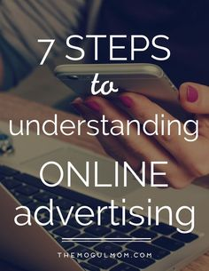 Seven Steps to Understanding Online Advertising - Pin Coffee Clever Advertising, Online Advertising, Advertising Design, School Advertising, Business Marketing, Online Business, Business Money, Etsy Business, Facebook Marketing