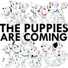 The Puppies are coming the Puppies are coming, the Deluxe Diamond Edition out Feb 10