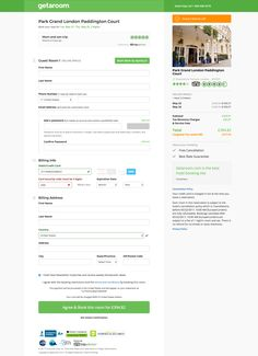 Va Payment Form  Booking Form Inspiration