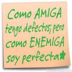 #frases #amiga #enemiga