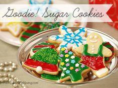 Lisa Bogart's reveals the secret ingredient to perfect sugar cookies - sour cream!