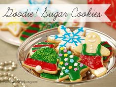 Lisa Bogart's reveals the secret ingredient to perfect sugar cookies - sour cream!