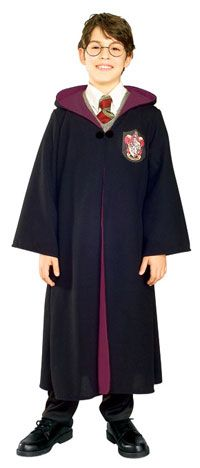 Deluxe Harry Potter Costume - Harry Potter Costumes