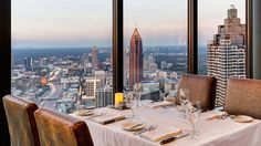 The 100 Most Scenic Restaurants in America, According to OpenTable | OpenTable released their list of the 100 most scenic restaurants in America.
