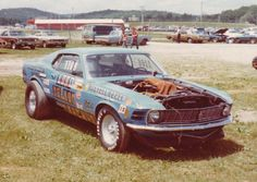 Lord Nelson  (photograph unknown)(not Connecticut Dragway)