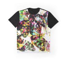 Fly Fly Grafik T-Shirt