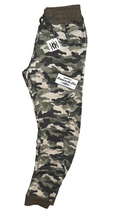 High Premium Camouflage Joggers by LIONSINTHEZOO. These Are Well-Made Joggers That Look Great Too. These are skinny design. Meant to be worn on