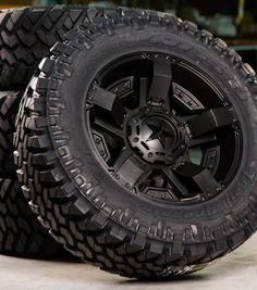 Custom Wheels and Rims for Cars & Trucks for Sale Jeep Wheels And Tires, Truck Rims And Tires, 4x4 Tires, Rims For Cars, Truck Wheels, Jeep Wrangler Accessories, Jeep Accessories, Vw Bus, Jeep Wrangler Rims