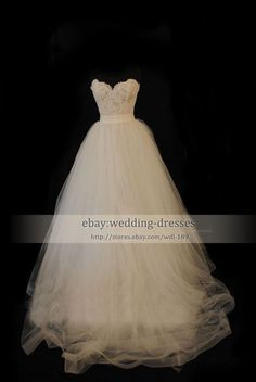 Custom all size Sweetheart Pink Bridal Gown A-line Lace Wedding dress Ball Gown