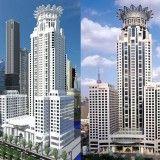 minecraft skyscraper
