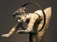 Such a cool sculpture.