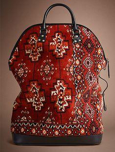 Trending: Carpet Bags