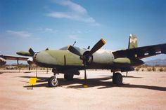 A-26 Invader.