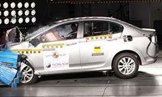 Honda City (com airbag) Estrelas: 4 para proteção de adultos e 4 para a de crianças Honda City, Van, Vehicles, Stars, Motorbikes, Tricycle, Car, Vans, Vehicle