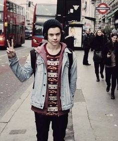 Hipster harry :)