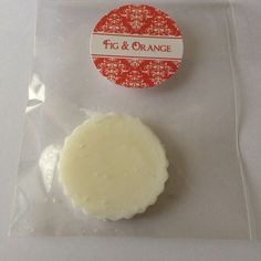 Fig & Orange Can To Candle Wax Melt Review Candle Wax, Candles, Fall Scents, Wax Melts, Fig, Fragrance, Canning, Orange, Home Canning