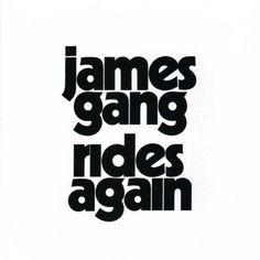 """James Gang - """"Rides Again"""" (1970)"""