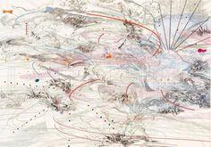 Immanence - Julie Mehretu