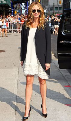 All-American Celeb Style Icons  Julia Roberts