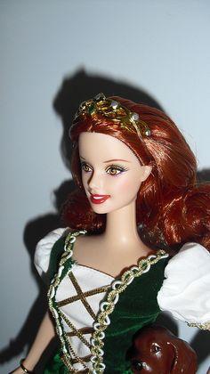 Barbie dolls of the world ireland   Flickr - Photo Sharing!