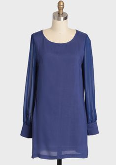 chiffon tunic dress