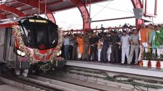 Lucknow Metro gets off to shaky start; leaves passengers riled up on first day Trending Hashtags, Watch News, Latest World News, Latest News Headlines, English News, Latest Sports News, Top News, News Channels, Political News