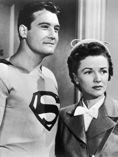 George Reeves The Adventures of Superman star