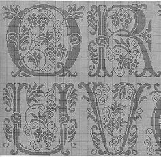 (1) Gallery.ru / Foto # 1 - Alfabet Priv - natalytretyak
