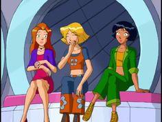 Cartoon Outfits, Cartoon Pics, Cartoon Styles, Cartoon Fashion, Clover Totally Spies, 2000s Cartoons, Spy Outfit, Spy Girl, Cartoons
