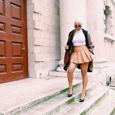 House of CB Skirt - Guruellez Blogs