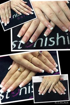 Some of my students work using Astonishing Nails
