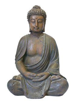 Alpine Buddha Decoration Statue | Wayfair