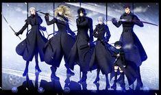 Twitter Cool Anime Guys, Anime Boys, Wolf Knight, Touken Ranbu, Webtoon, Manga Anime, Boy Or Girl, Batman, Animation