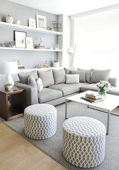 Design Tips: Small Living Room Ideas  Small living room layout ideas  http://www.coolhomedecordesigns.us/2017/06/19/design-tips-small-living-room-ideas/