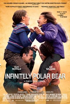 """""""A manic-depressive mess of a father tries to win back his wife by attempting to take full responsibility of their two young, spirited daughters, who don't make the overwhelming task any easier."""" (2015, no Swedish release date set)"""
