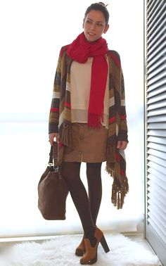 Dress in Layers | Fall Inspiration --> New post is NOW available on the blog! Have a great weekend everyone :-*