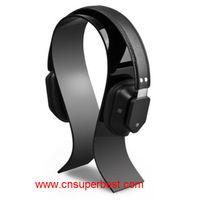 Acrylic headphone display stand acrylic earphone hanging display